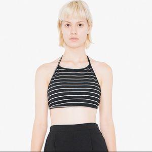 American apparel halter top